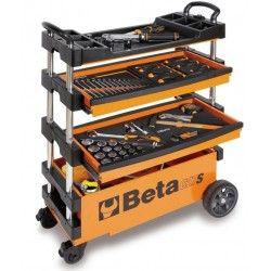 Beta C27S Inklapbare Gereedschapwagen