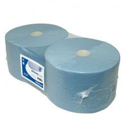 EURO cellulose papier blauw