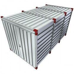 Materiaal Container 4.mtr met dubbele deur