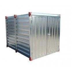 Materiaal Container 2.mtr met dubbele deur
