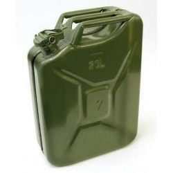 Jerrycan 20.ltr Staal