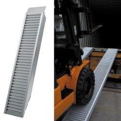 Aluminium Oprijbaan , 4.mtr