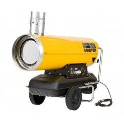 Master BV290E indirect gestookte Diesel Heater 81.Kw