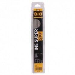 Laselektroden STAAL Rutiel 2.0.mm 350.mm 25.stuks