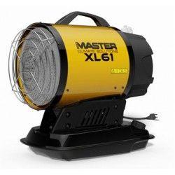 Master XL61 Infrarood Diesel Heater 17.Kw