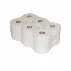 Papier Wit 1 - Laags Recycled 6 pack