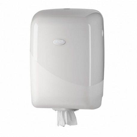 Pearl White Midi- Dispenser papierrolhouder