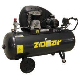 Compressor 2.2.Kw 400.Volt 10.Bar 150.LTR Tank