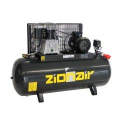 Zionair Compressor 4.Kw 400.Volt 11.BAR STER/DRIEHOEK