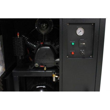 Compressor 3Kw 12.5Bar Geluidgedempt