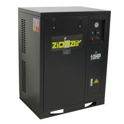 Compressor 7.5Kw 8Bar Geluidgedempt