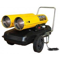 Master B300CED, Direct gestookte diesel Heater 44-88.Kw