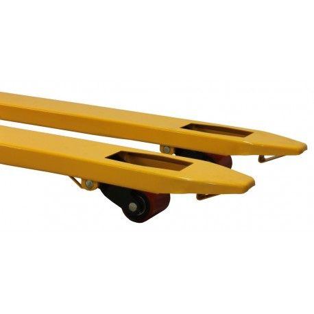 Palletwagen 2000.Kg lange lepels 115cm