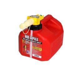 No Spill jerrycan Benzine en Diesel 5liter