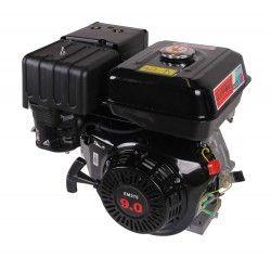 9.Pk Benzinemotor Handstart , Asmaat Ø 25.mm