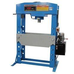 150Ton Werkplaatspers Elektrisch- Hydraulisch
