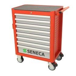 Seneca gevulde gereedschapswagen 240.dlg inFoam