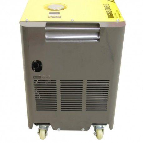 Diesel generator set geluidsgedempt 230V 6kVA