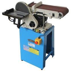 Bandschuur- en schijfschuurmachine 750W