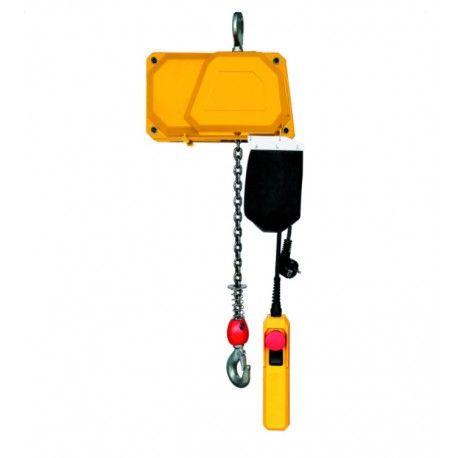 Kettingtakel elektrisch 300 kg. 230volt