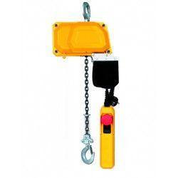 Kettingtakel elektrisch 150 kg. 230volt