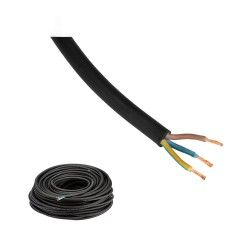 Kabel 3 x 1,5mm2 per meter