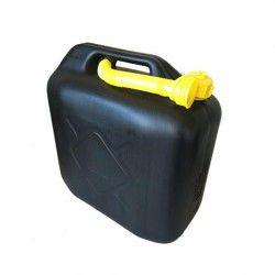 Jerrycan 10 liter kunststof