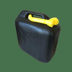 Jerrycan 20 liter kunstof