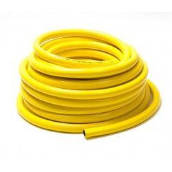 """Alfaflex waterslang geel 3/4"""" (19.mm) Lengte 25 meter"""
