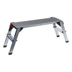 Aluminiumopstap , Werkplatform