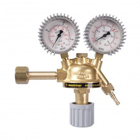 Reduceerventiel argon menggas CO2 230 bar