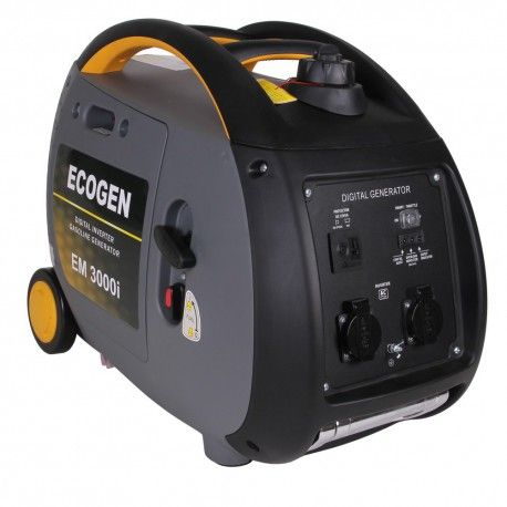Digitale inverter benzine generator 3000W