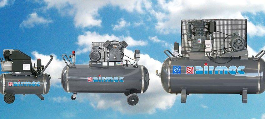 Zeer uitgebreid in Compressoren en Luchtgereedschappen